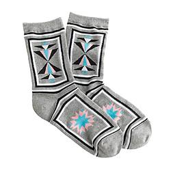Richer Poorer® abstract socks