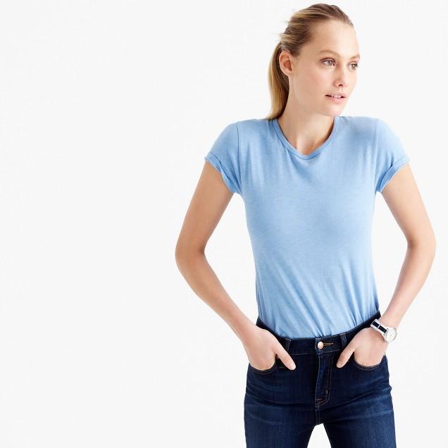 Short-sleeve painter T-shirt