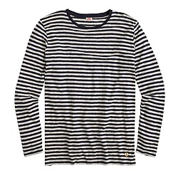 Armor-Lux® long-sleeve striped T-shirt