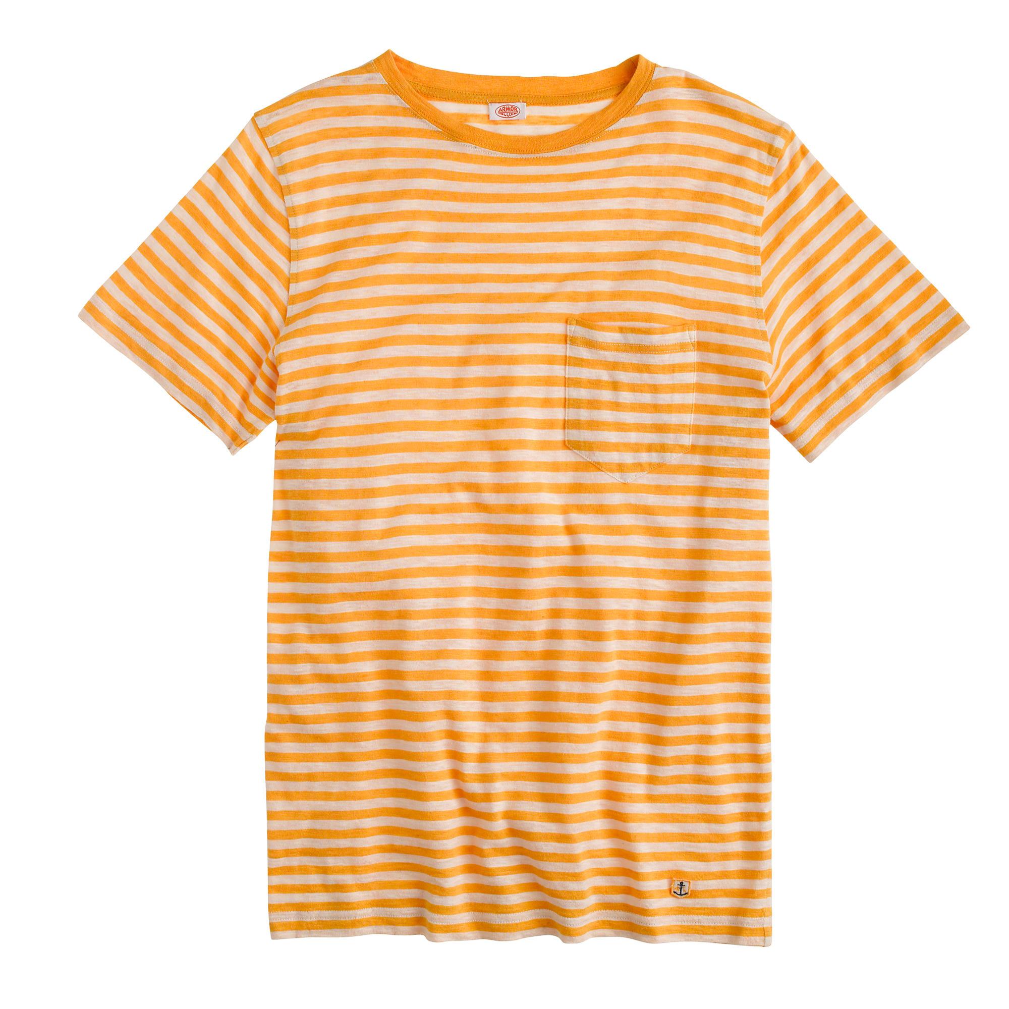 Armor Lux Striped T Shirt J Crew