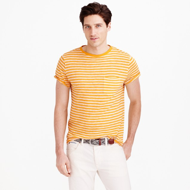 Armor lux striped t shirt j crew for Striped french sailor shirt