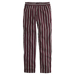 Collection pull-on pant in stripe