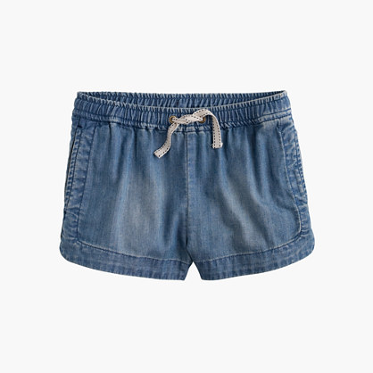 Girls' pull-on easy short