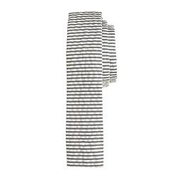 Cotton-silk seersucker tie