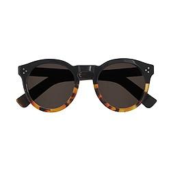 Illesteva™ Leonard II tortoiseshell sunglasses