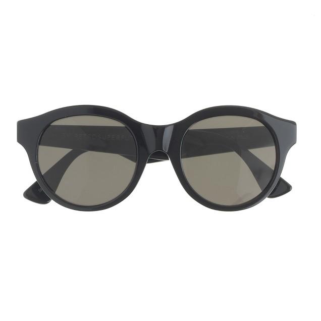 Super™ Mona black sunglasses