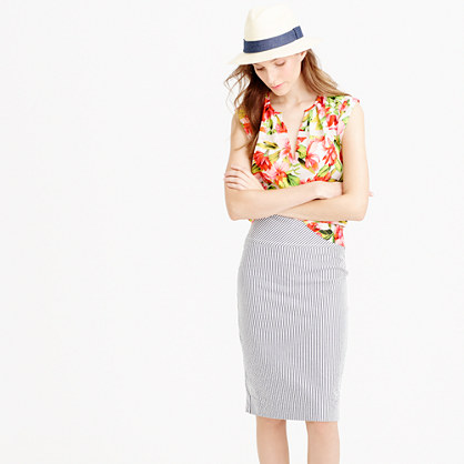 Clothing, Shoes & Accessories Crew Green Paper Fan Printed Soft Short Mini Pencil Skirt 2 Cute Factories And Mines Official Website J Women's Clothing