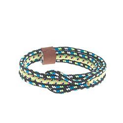 Kids' neon cord bracelet