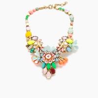 Midsummer statement necklace
