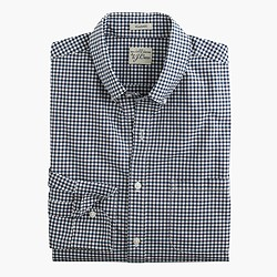 Secret Wash shirt in city check