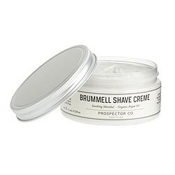 Prospector Co.™ Brummell shave creme
