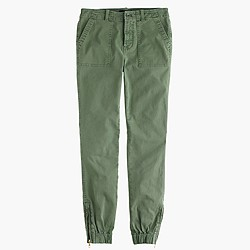 Tall slim cargo pant in stretch chino