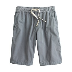 Cotton sideline short