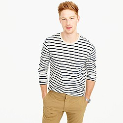 Tall deck-striped T-shirt