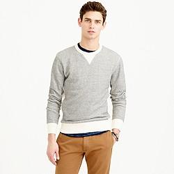 Wallace & Barnes reverse herringbone sweatshirt