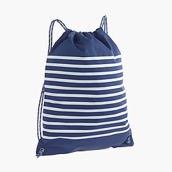 Kids' drawstring backpack