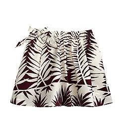 Girls' Little Mayhem™ for J.Crew wrap skirt