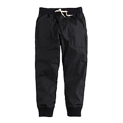 Boys' athletic pull-on pant
