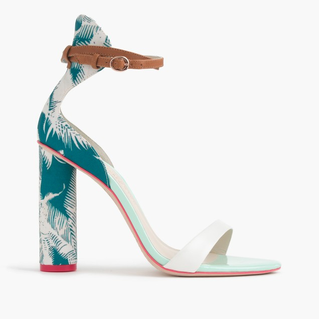 Sophia Webster™ for J.Crew Nicole block heels
