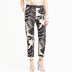 Collection women's Ludlow pant in inky floral