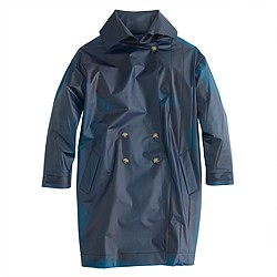 Terra New York® bubble trench coat