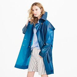 Terra New York® bubble trench coat