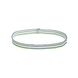 Girls' narrow elastic headband