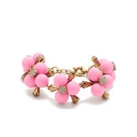 Pop floral bracelet