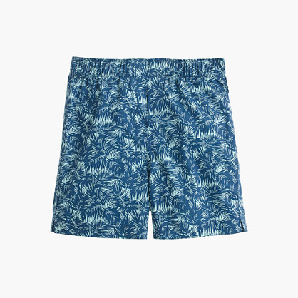 Boys' bleached palm boxers
