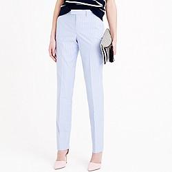 Women's Bowery pant in stripe