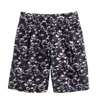 Collection French lace short
