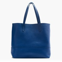 Downing tote with pocket