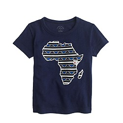 Kids' Edun® for J.Crew Africa print T-shirt for St. Ann's Orphanage