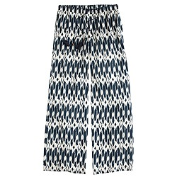 Cabana beach pant in ikat