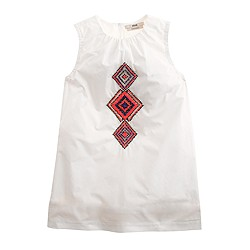 Girls' Edun® for J.Crew African beaded dress
