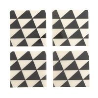 Post Studio™ geometric coasters