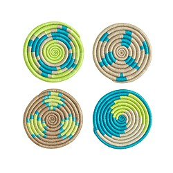 Indego Africa™ coasters