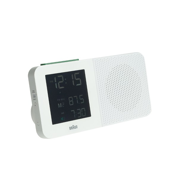 Braun® BNC010 radio alarm clock