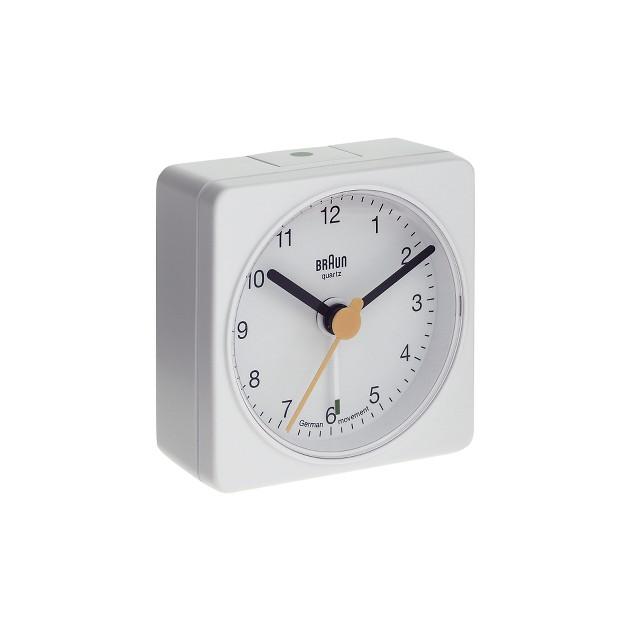 Braun® travel alarm clock