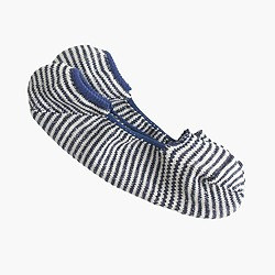 J. Crew Anonymous Ism™ striped loafer socks