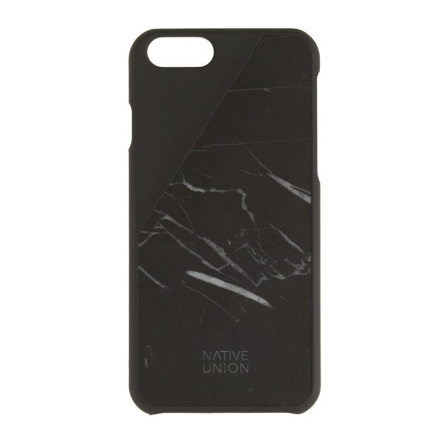 Native Union Iphone Case Marble
