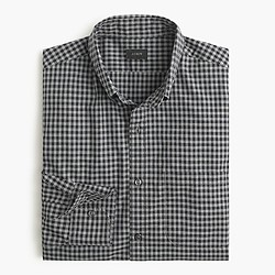 Slim Secret Wash shirt in beachside gingham