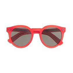 Illesteva™ Leonard II red sunglasses