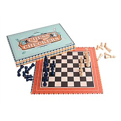 Kids' Ridley's® chess and checkers set