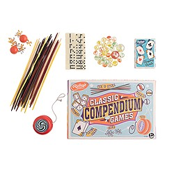 Kids' Ridley's® classic games set