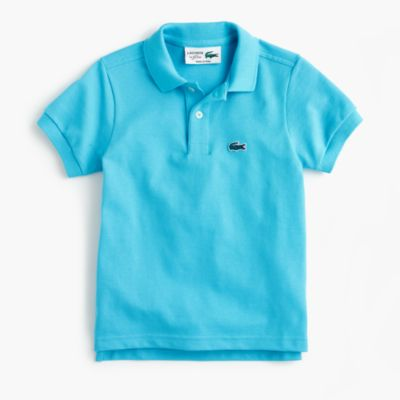Kids' Lacoste® for J.Crew polo shirt