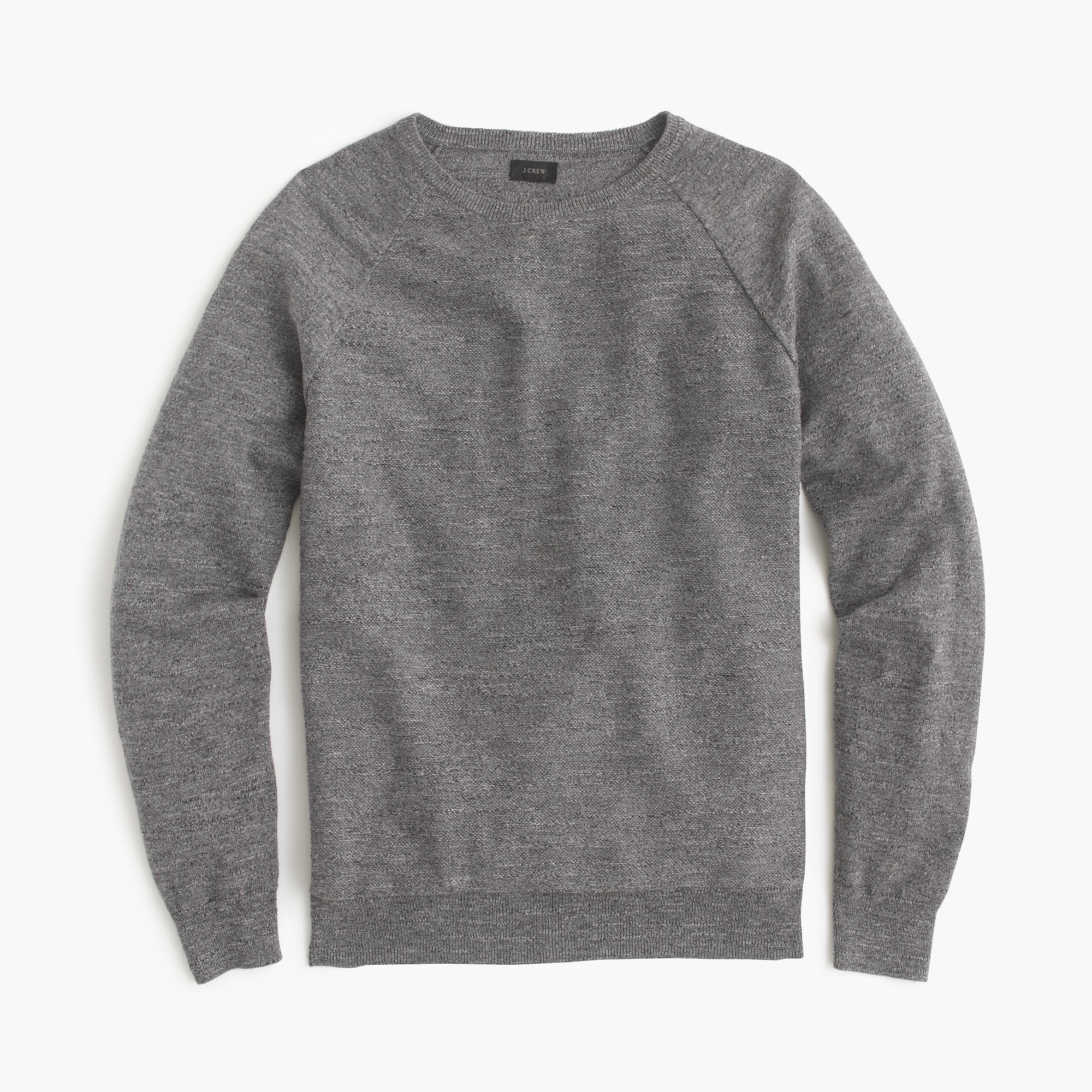 Rugged Cotton Sweater : Men's Sweaters