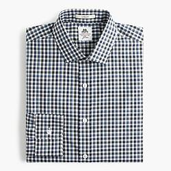 Thomas Mason® for J.Crew Ludlow shirt in baltic tattersall