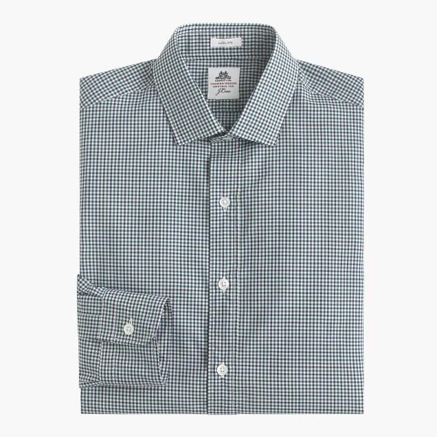 Thomas Mason® for J.Crew Ludlow shirt in gingham