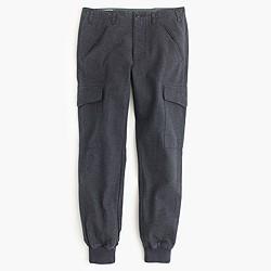 Wallace & Barnes heathered cotton pilot pant